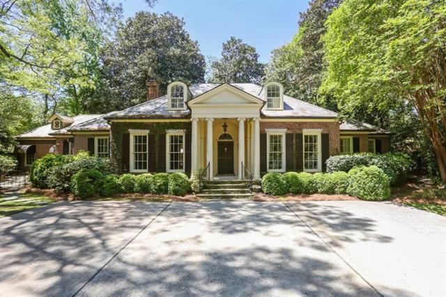 2464 Woodward Way NW, Atlanta, GA 30305 (MLS #5999168) :: Rock River Realty