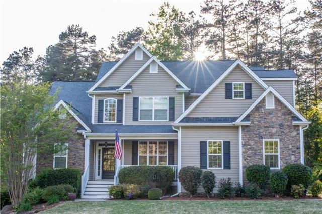 629 Somersby Drive, Dallas, GA 30157 (MLS #5999172) :: Carr Real Estate Experts