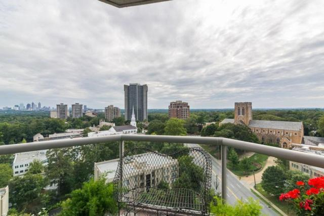 2795 Peachtree Road #1102, Atlanta, GA 30305 (MLS #5999270) :: North Atlanta Home Team