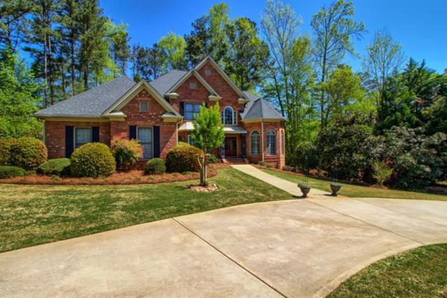 750 Red Coat Cove NW, Kennesaw, GA 30152 (MLS #5999276) :: RE/MAX Paramount Properties