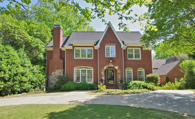947 E Rock Springs Road NE, Atlanta, GA 30306 (MLS #5999286) :: Carr Real Estate Experts