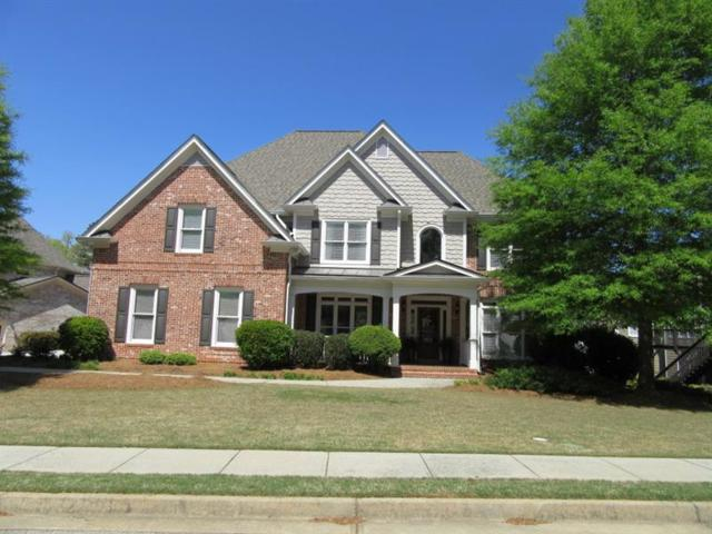 1028 Shady Spring Way, Lawrenceville, GA 30045 (MLS #5999293) :: The Bolt Group