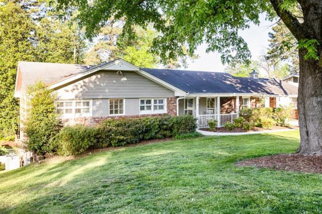 1768 Timothy Drive, Atlanta, GA 30329 (MLS #5999297) :: Carr Real Estate Experts