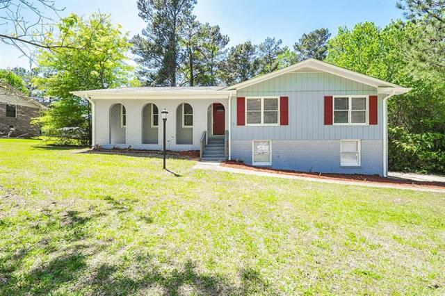 8133 Woodcliff Trail, Riverdale, GA 30274 (MLS #5999314) :: Carr Real Estate Experts
