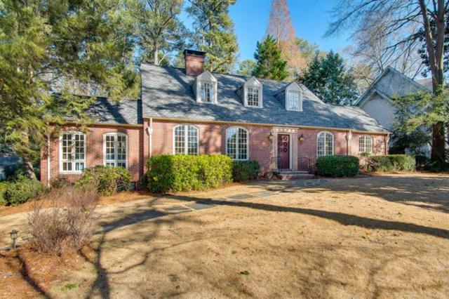 3916 E Brookhaven Drive NE, Brookhaven, GA 30319 (MLS #5999324) :: Carr Real Estate Experts