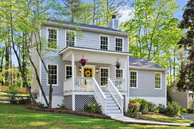 3255 Brandywine Place, Marietta, GA 30064 (MLS #5999342) :: Carr Real Estate Experts