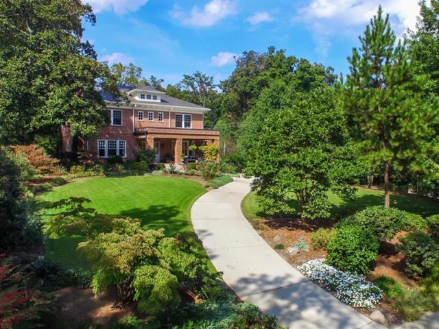 1000 Springdale Road, Atlanta, GA 30306 (MLS #5999431) :: The Russell Group