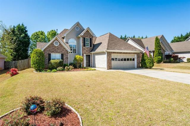 2881 Cressington Bend NW, Kennesaw, GA 30144 (MLS #5999518) :: North Atlanta Home Team