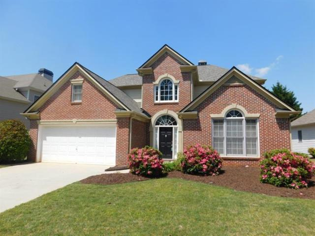 1950 Barrett Knoll Circle NW, Kennesaw, GA 30152 (MLS #5999534) :: Carr Real Estate Experts