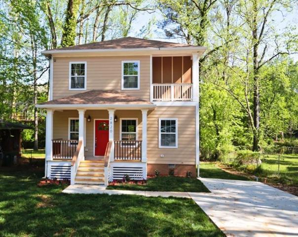 2820 White Oak Drive, Decatur, GA 30032 (MLS #5999557) :: The Justin Landis Group