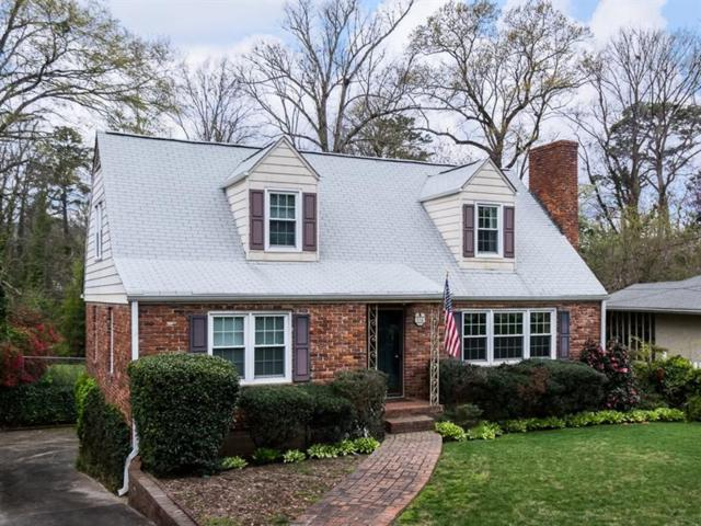 116 Ridley Circle, Decatur, GA 30030 (MLS #5999563) :: Carr Real Estate Experts