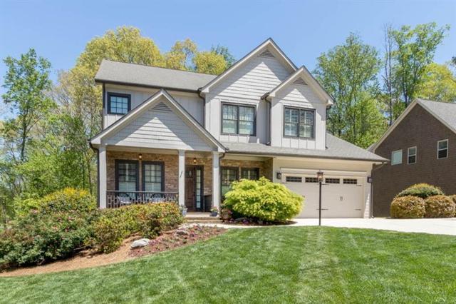 1621 Gaylor Street SE, Smyrna, GA 30082 (MLS #5999568) :: Carr Real Estate Experts