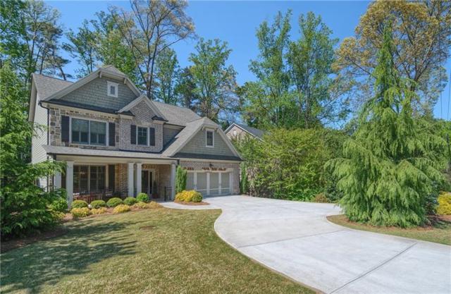 1706 Dresden Drive NE, Brookhaven, GA 30319 (MLS #5999569) :: Charlie Ballard Real Estate