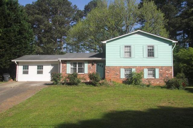 3145 Stanford Circle, Lawrenceville, GA 30044 (MLS #5999583) :: Carr Real Estate Experts