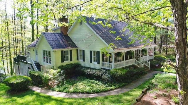 193 Teepee Trail, Whitesburg, GA 30185 (MLS #5999611) :: North Atlanta Home Team