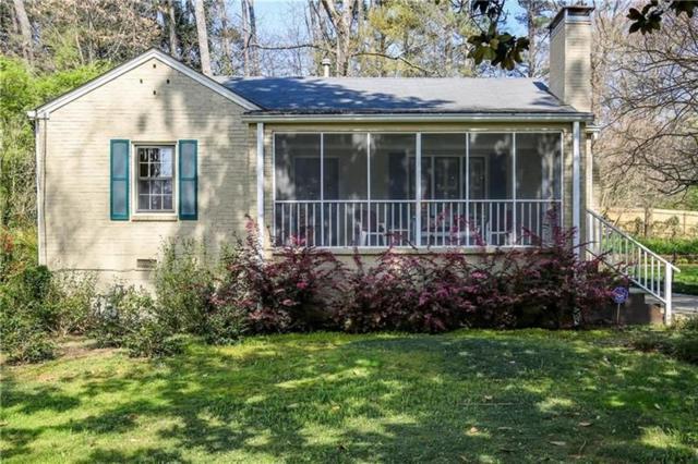 152 Willow Lane, Decatur, GA 30030 (MLS #5999615) :: The Justin Landis Group