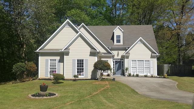 5092 Lakewood Way, Powder Springs, GA 30127 (MLS #5999624) :: Carr Real Estate Experts