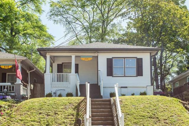 514 Connally Street SE, Atlanta, GA 30312 (MLS #5999648) :: The Justin Landis Group