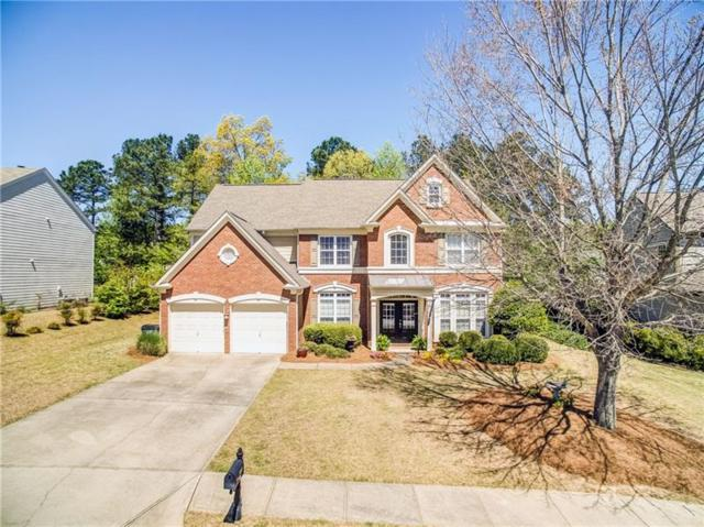 5155 Amberden Hall Drive, Suwanee, GA 30024 (MLS #5999667) :: Kennesaw Life Real Estate