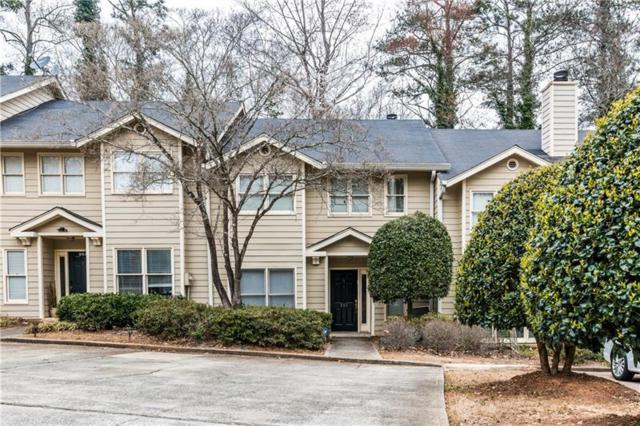 253 Peachtree Hollow Court, Sandy Springs, GA 30328 (MLS #5999669) :: Rock River Realty