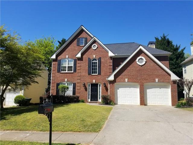 2994 Bancroft Glen NW, Kennesaw, GA 30144 (MLS #5999677) :: Carr Real Estate Experts