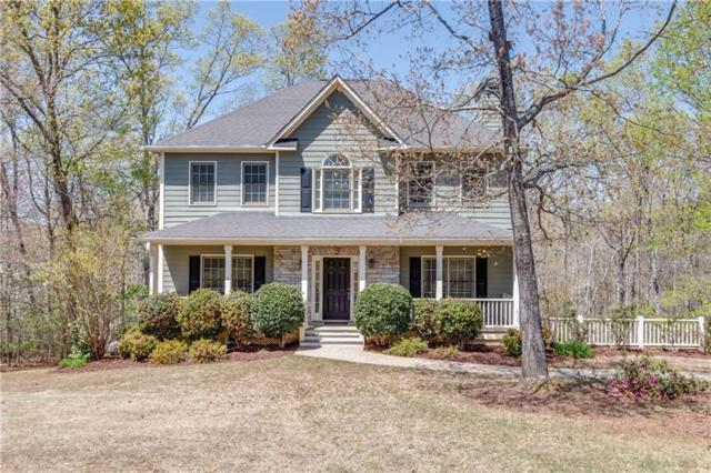 210 River Run Drive, Ball Ground, GA 30107 (MLS #5999684) :: Kennesaw Life Real Estate