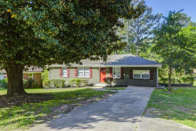 2861 Gresham Road SE, Atlanta, GA 30316 (MLS #5999689) :: The Bolt Group