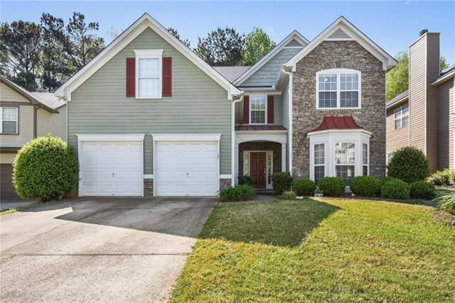 1558 Anna Ruby Lane, Kennesaw, GA 30152 (MLS #5999723) :: The Bolt Group