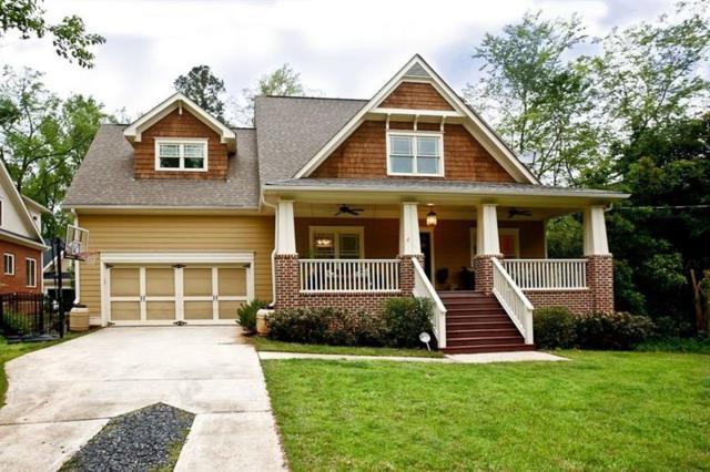 532 Kirk Road, Decatur, GA 30030 (MLS #5999761) :: The Justin Landis Group