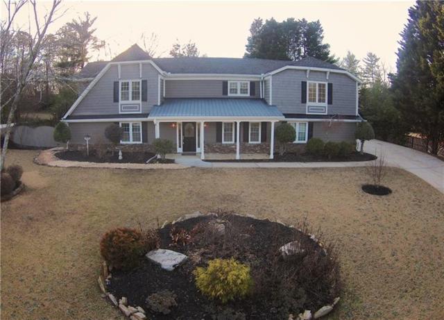 415 Saddle Creek Circle, Roswell, GA 30076 (MLS #5999808) :: Rock River Realty