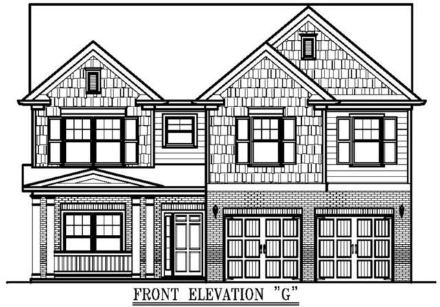 3057 Powder Way, Marietta, GA 30008 (MLS #5999812) :: North Atlanta Home Team