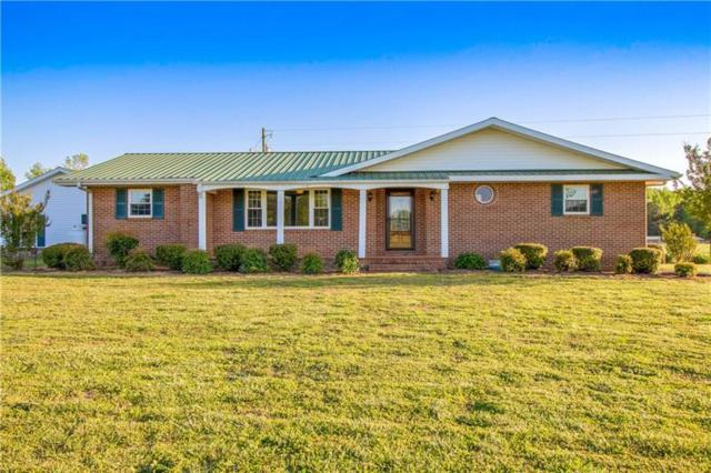 1896 Nancy Hart School Road, Hartwell, GA 30643 (MLS #5999824) :: Kennesaw Life Real Estate