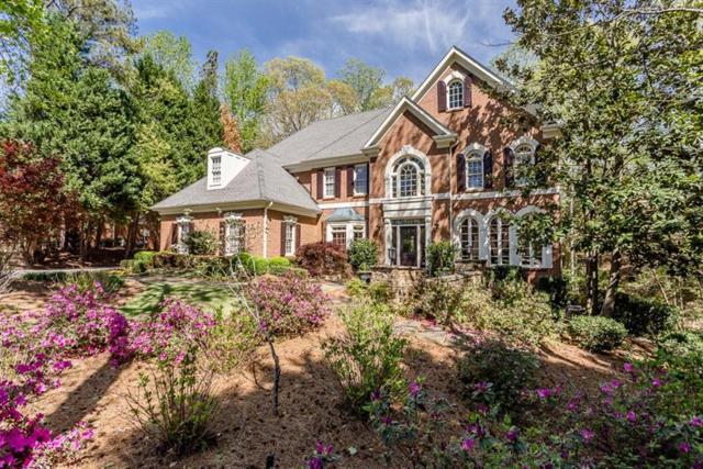 708 Henley Fields Circle, Johns Creek, GA 30097 (MLS #5999895) :: The Justin Landis Group