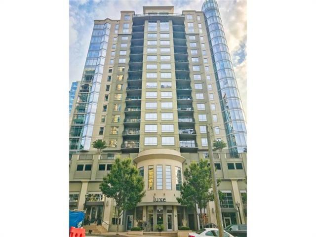 222 12th Street NE #1601, Atlanta, GA 30309 (MLS #5999903) :: Kennesaw Life Real Estate