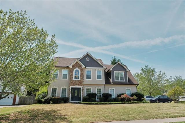 905 Charter Club Drive, Lawrenceville, GA 30043 (MLS #5999934) :: North Atlanta Home Team