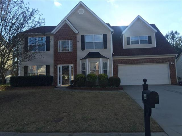 540 Sydney Crest Lane, Lawrenceville, GA 30046 (MLS #5999950) :: Buy Sell Live Atlanta