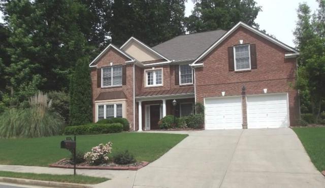 4324 Canaan Way NE, Kennesaw, GA 30144 (MLS #5999982) :: Kennesaw Life Real Estate