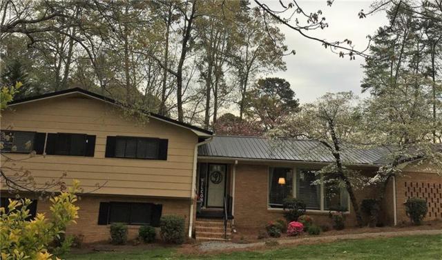 201 Sherwood Drive, Calhoun, GA 30701 (MLS #6000002) :: Iconic Living Real Estate Professionals