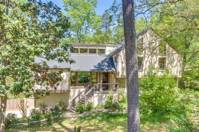 2755 Whitehurst Drive NE, Marietta, GA 30062 (MLS #6000061) :: RE/MAX Paramount Properties