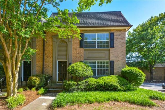 6980 Roswell Road N-6, Atlanta, GA 30328 (MLS #6000081) :: The Bolt Group