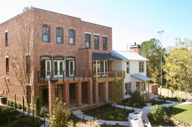 1835 Brooks Drive NW #125, Atlanta, GA 30318 (MLS #6000108) :: The Justin Landis Group