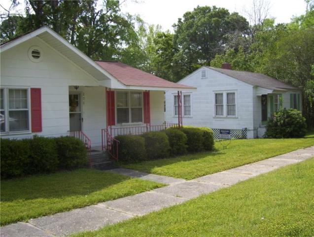 206 N Broad, Ailey, GA 30410 (MLS #6000112) :: Carr Real Estate Experts