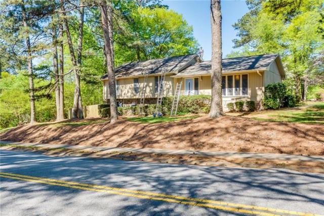 3950 Tall Pine Drive, Marietta, GA 30062 (MLS #6000145) :: Kennesaw Life Real Estate