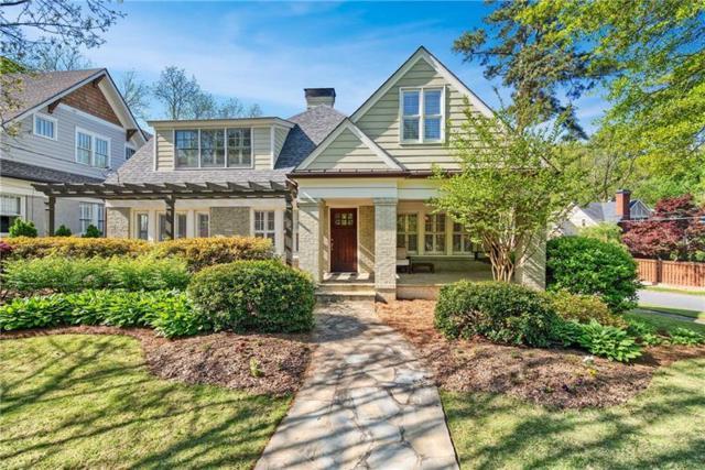 1284 N Morningside Drive NE, Atlanta, GA 30306 (MLS #6000151) :: Carr Real Estate Experts