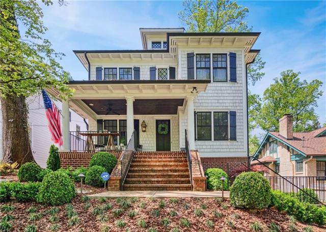 1366 N Morningside Drive NE, Atlanta, GA 30306 (MLS #6000167) :: Carr Real Estate Experts