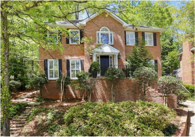 1722 Fernleaf Circle NW, Atlanta, GA 30318 (MLS #6000176) :: The Justin Landis Group