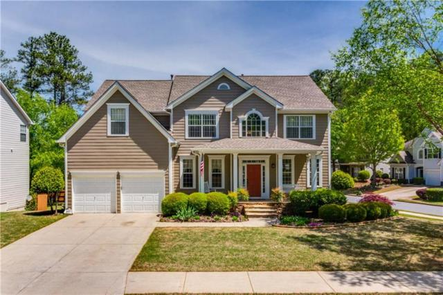 1820 Canoe Ridge NW, Kennesaw, GA 30152 (MLS #6000179) :: Kennesaw Life Real Estate