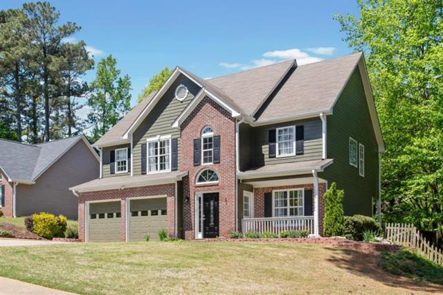 2710 Windsor Court NW, Kennesaw, GA 30144 (MLS #6000194) :: North Atlanta Home Team