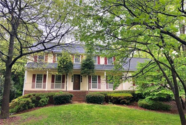 400 Millbrook Trace, Marietta, GA 30068 (MLS #6000198) :: Kennesaw Life Real Estate