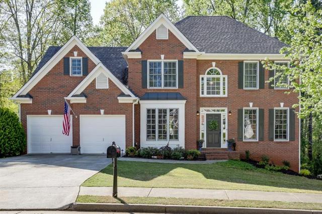 351 Hickory Haven Terrace, Suwanee, GA 30024 (MLS #6000213) :: North Atlanta Home Team